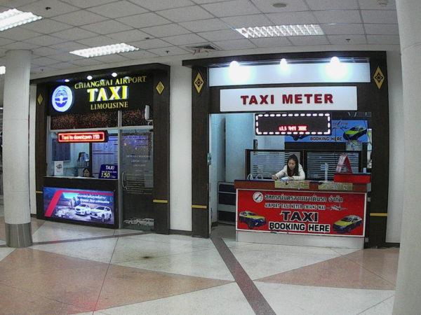 TAXI-CENTER-B