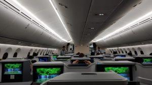 787ビジネスクラス